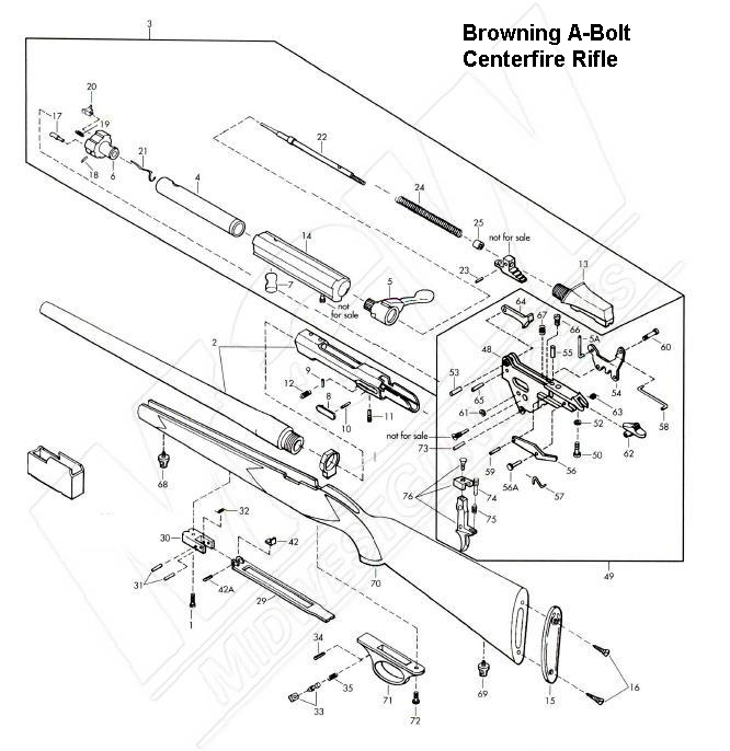 Brown Part Home Gun Parts Browning