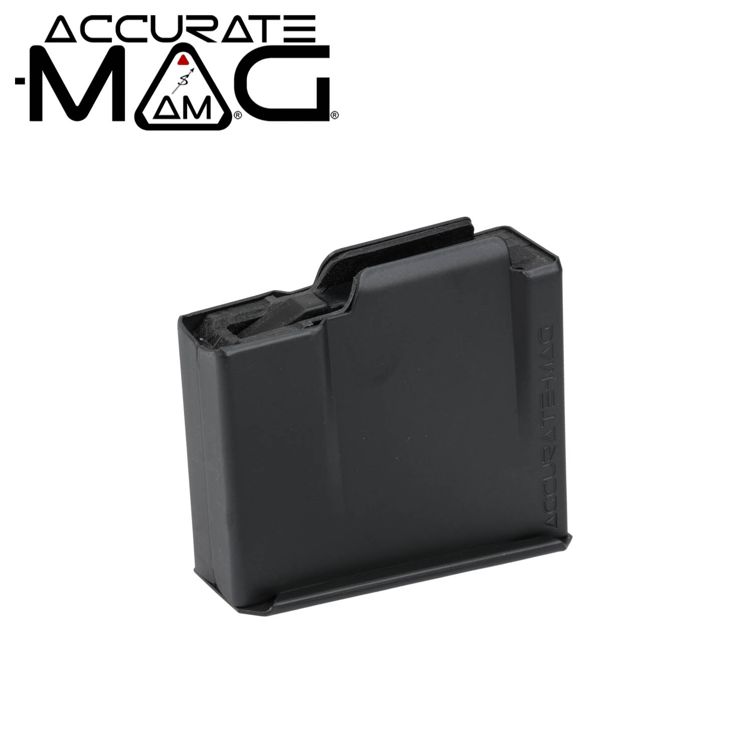Accurate-Mag AICS Pattern Double Stack Magazine,  223 Rem 5 Round: Midwest  Gun Works