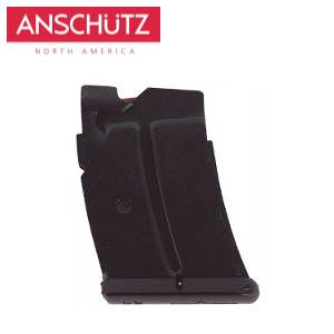 Anschutz  22LR /  17 Mach 2 5 Rd  Magazine: Midwest Gun Works