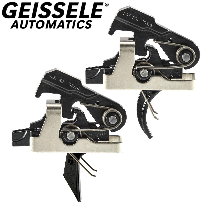 Geissele Sig Sauer Super MCX SSA Trigger: Midwest Gun Works