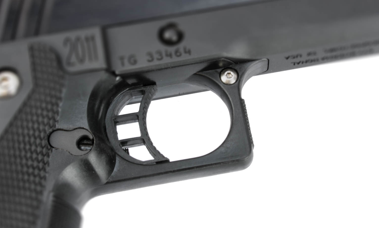 STI International Edge Pistol, 5 0