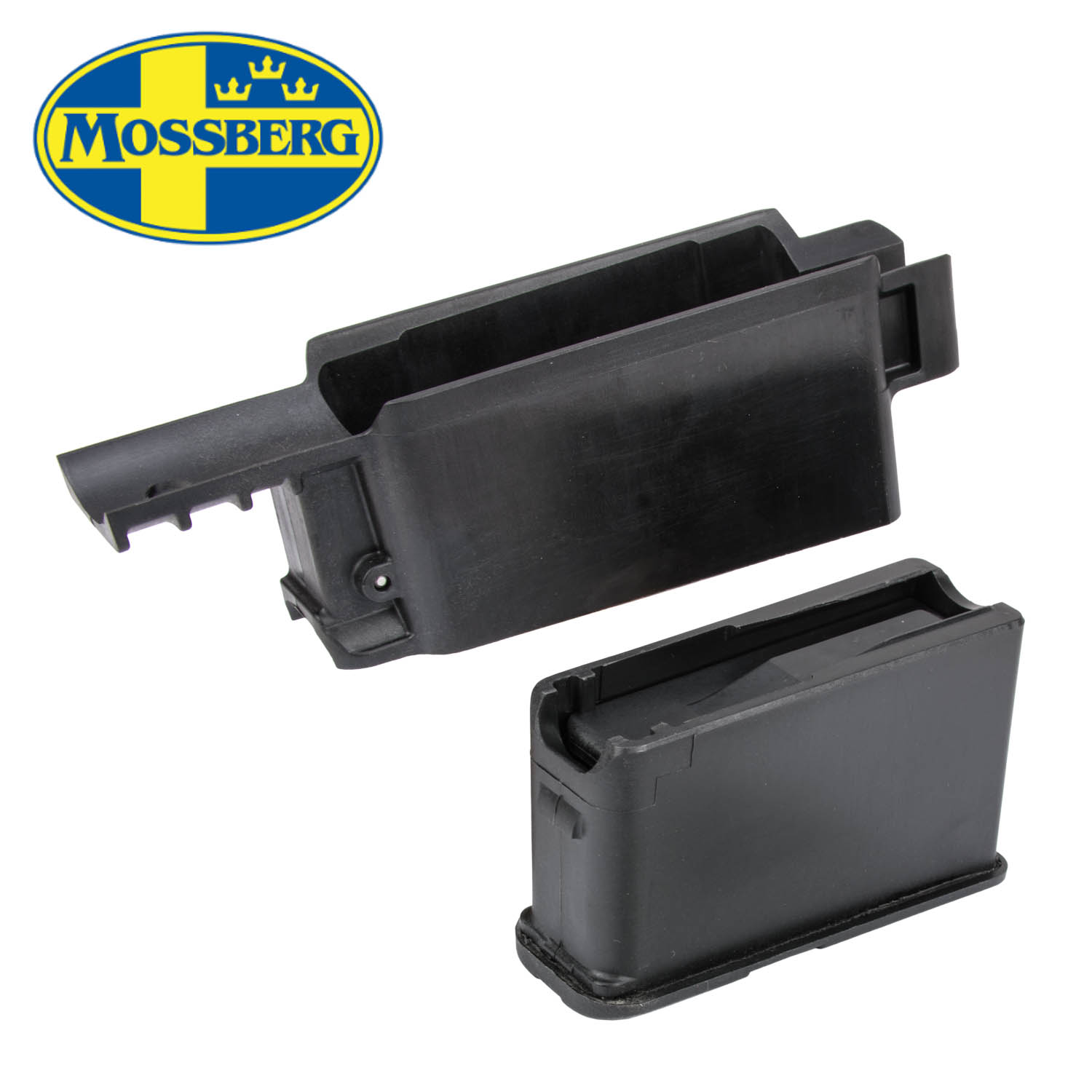Mossberg Patriot / 4X4 Rifle Magazine and Guide Assembly, Short Action:  Midwest Gun Works