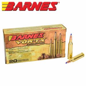 Barnes VOR-TX 243 Win. 80gr. TTSX BT 20 Round Box Ammunition