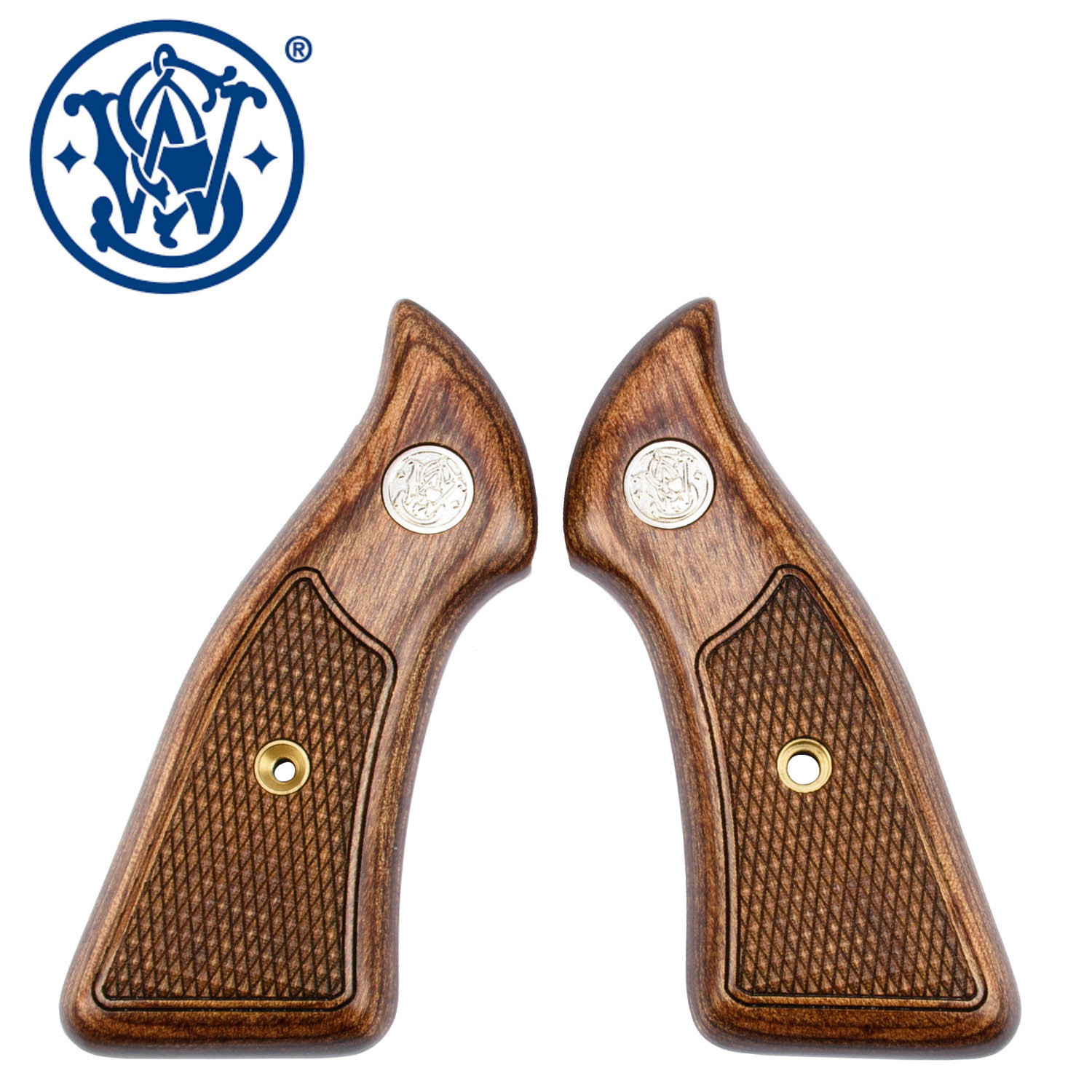 Smith & Wesson J-Frame Grips, Square Butt, Dymondwood: MGW