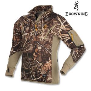 e2a10cdcbd852 Browning Dirty Bird Smoothbore Fleece 1/4-Zip: MGW