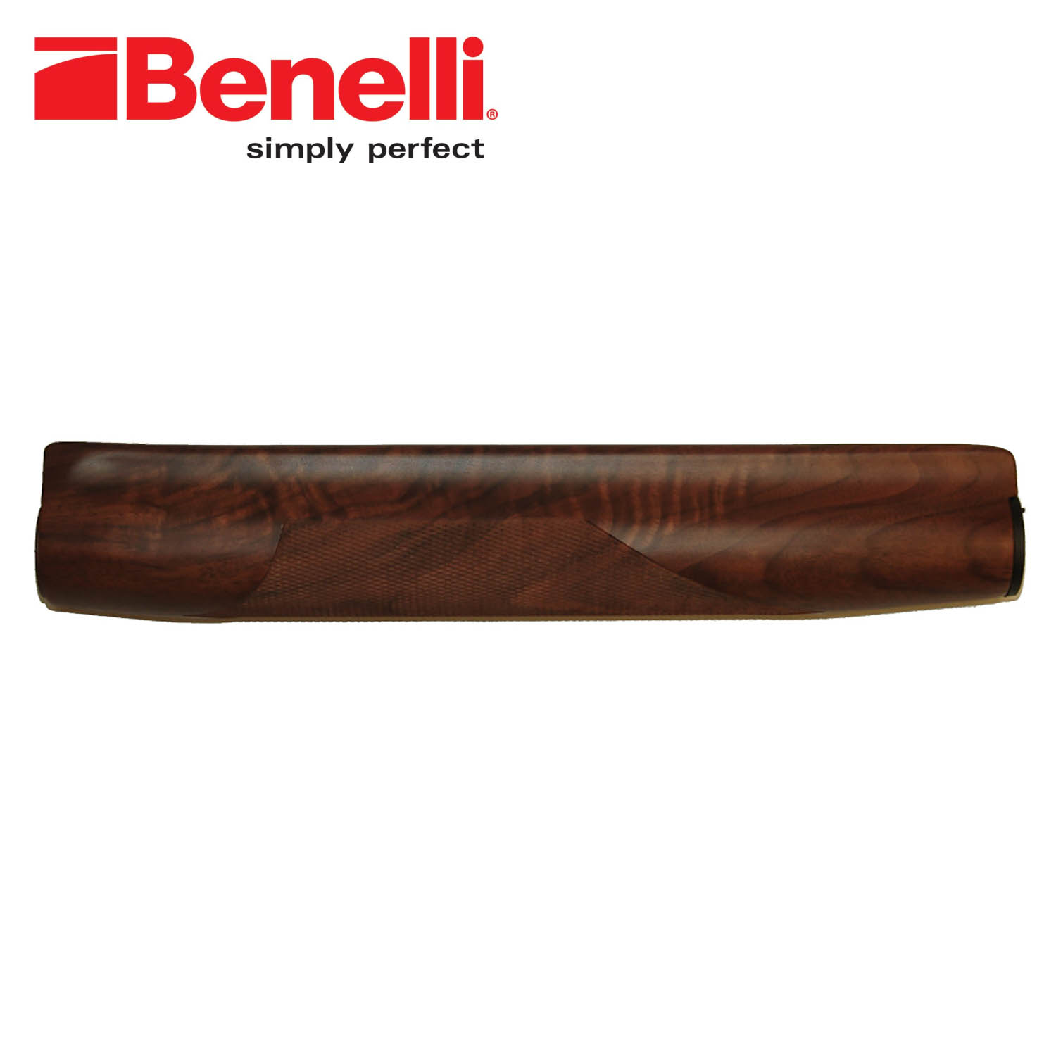 Benelli Legacy 12ga Wood Forend, before serial # F138569: Midwest Gun Works