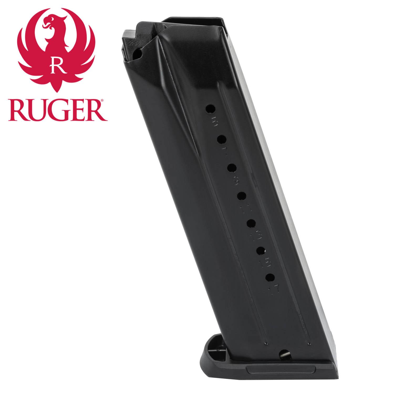 Ruger SR9 / SR9C / SR9E 9mm 17 Round Magazine: MGW
