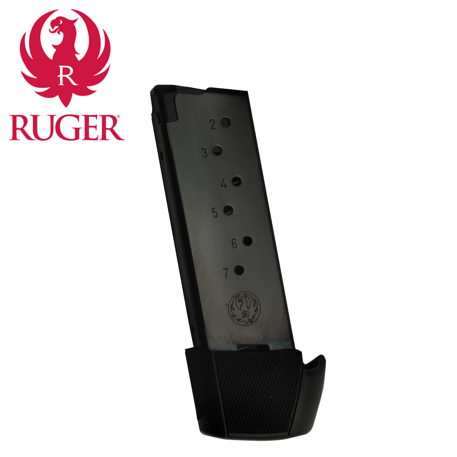 Ruger LC9 / LC9S / EC9S 9mm 9 Round Extended Magazine: Midwest Gun Works