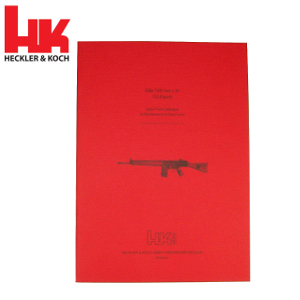 Heckler and Koch G3 Spare Parts Catalog: Midwest Gun Works
