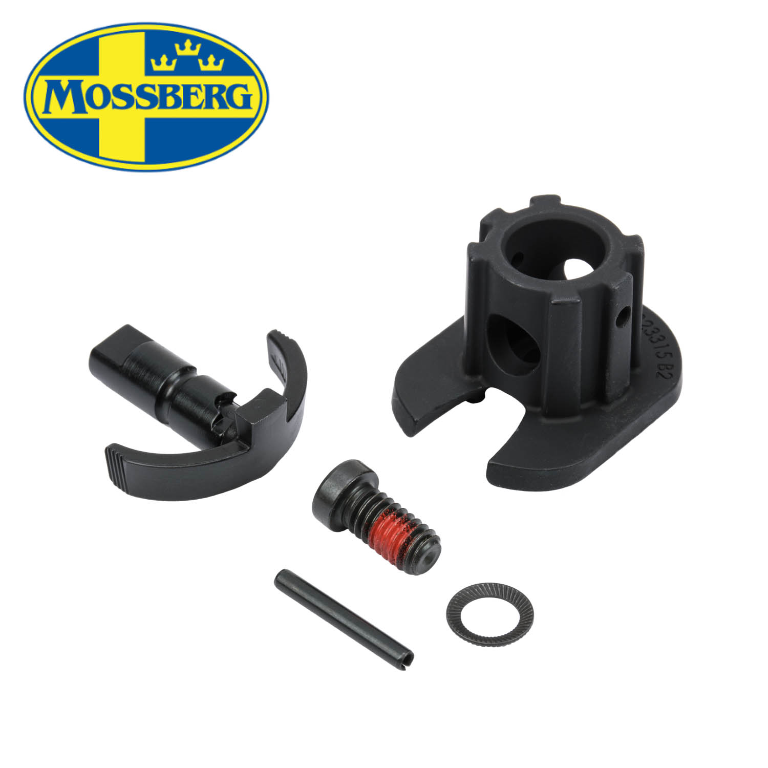 Mossberg 500 / 590 / Maverick 88 FLEX Conversion Kit Stock Adapter, 12ga :  Midwest Gun Works