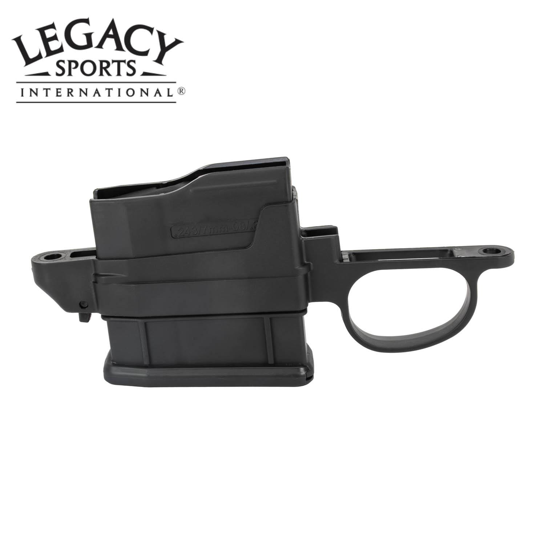 Legacy Sports Remington 700 BDL Short Action Ammo Boost 5 Round Magazine  Kit: Midwest Gun Works