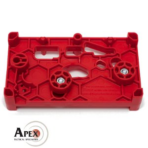 Apex tactical polymer armorer 39 s block for Apex block homes