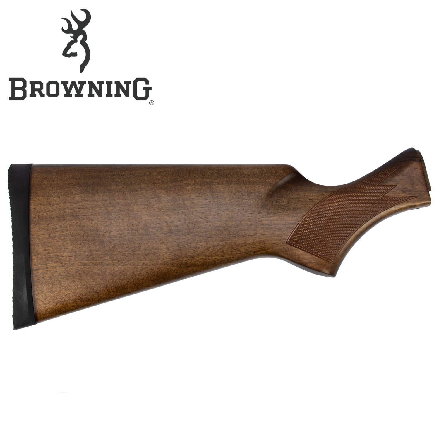 Browning BAR Rifle Butt Stock Classic Safari Hover To Zoom