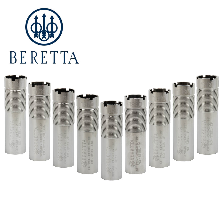 Beretta 12ga  Optima-Choke HP Flush Choke Tubes: Midwest Gun Works