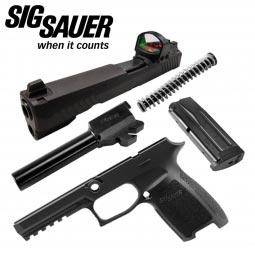 Sig Sauer P320 Grip Modules