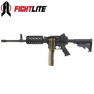 Jk Auto Repair >> FightLite MCR Belt Feed / Magazine Feed 5.56 Semi Auto Rifle: MGW