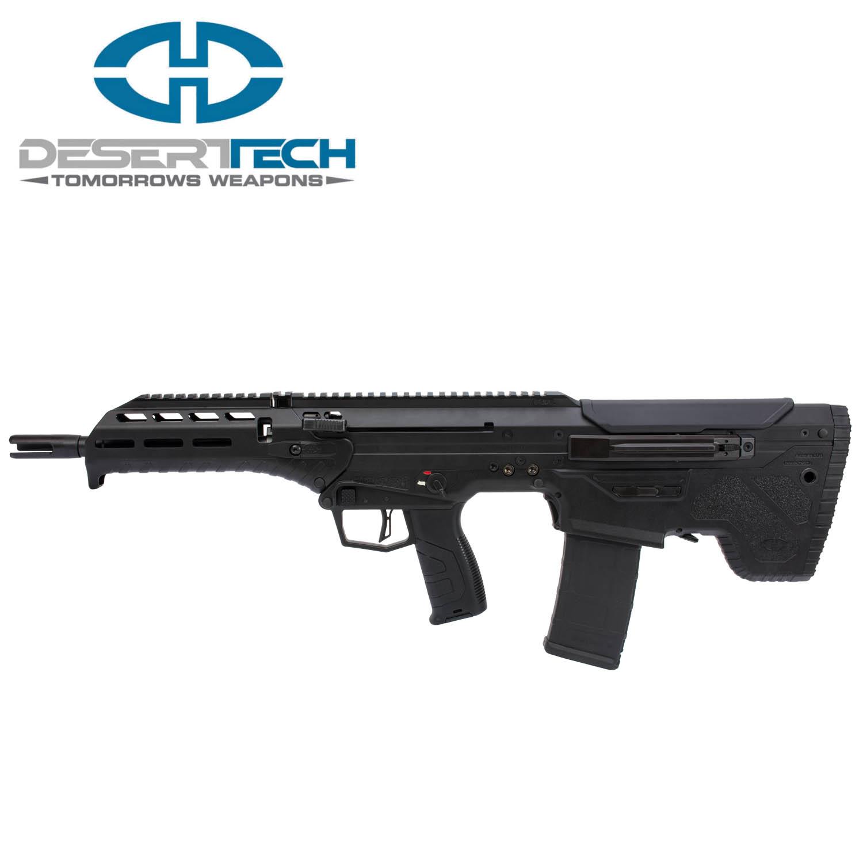 Desert Tech Mdr Semi Auto Rifle 5 56mm 223 16 Black Mgw