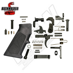 Bushmaster AR-15 Lower Receiver Parts Kit: Midwest Gun Works