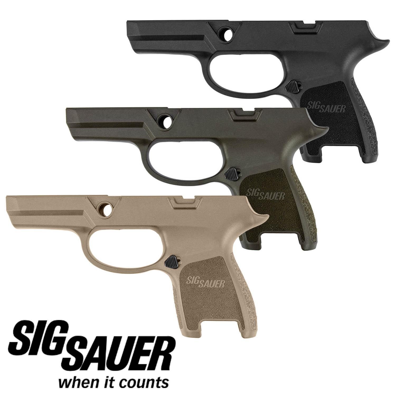 Sig Sauer P250 / P320 Grip Module, 9mm/40S&W/357 Sig Sub