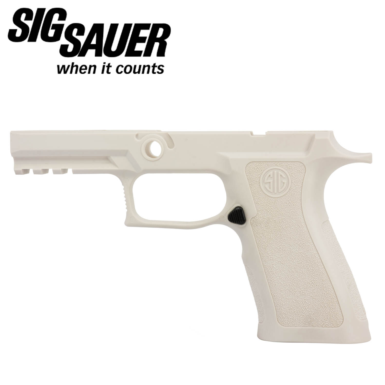 Sig Sauer P320 X-Series Grip Module, 9/40/357 Carry, Medium: Midwest Gun  Works
