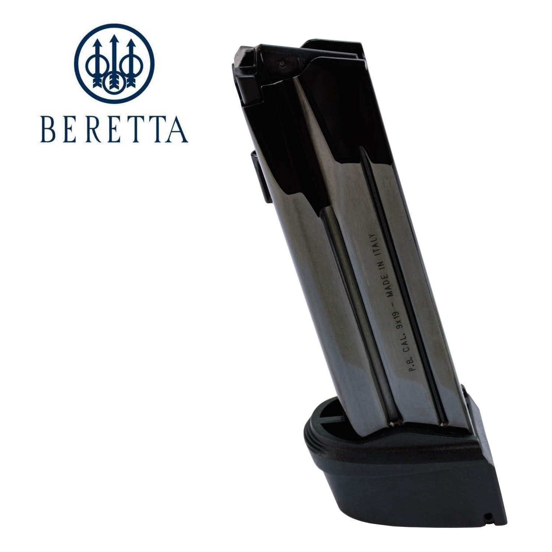 Beretta clip bottom