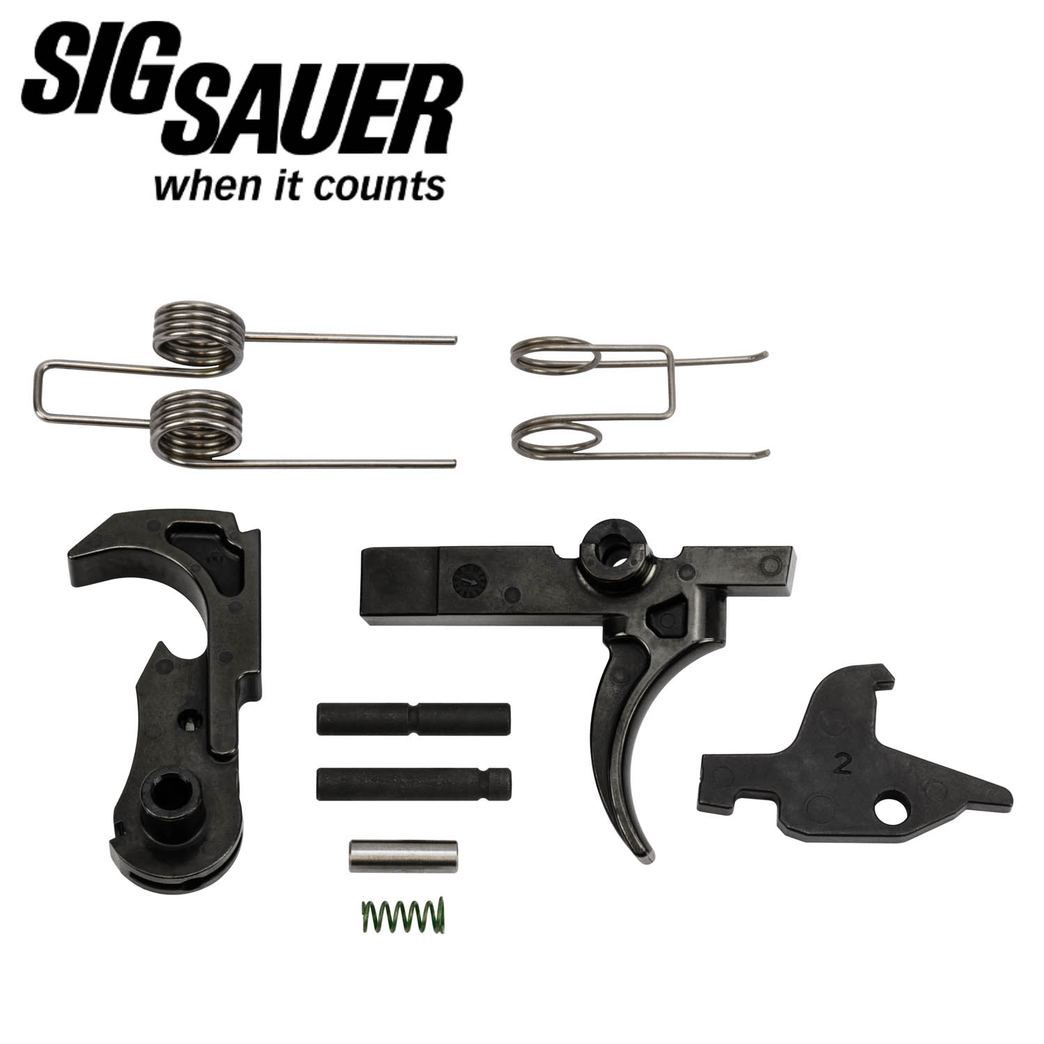 Sig Sauer AR-15 / MCX Single Stage Performance Trigger Kit: Midwest Gun  Works