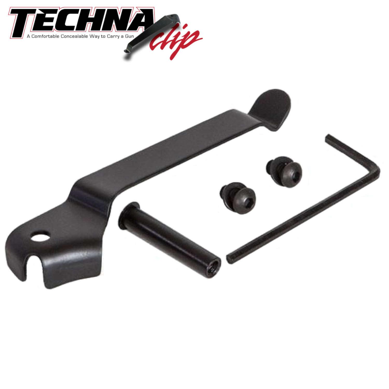 Techna Clip Gun Belt Clip, Ruger LC9S / EC9S / Pro, Right Side: Midwest Gun  Works