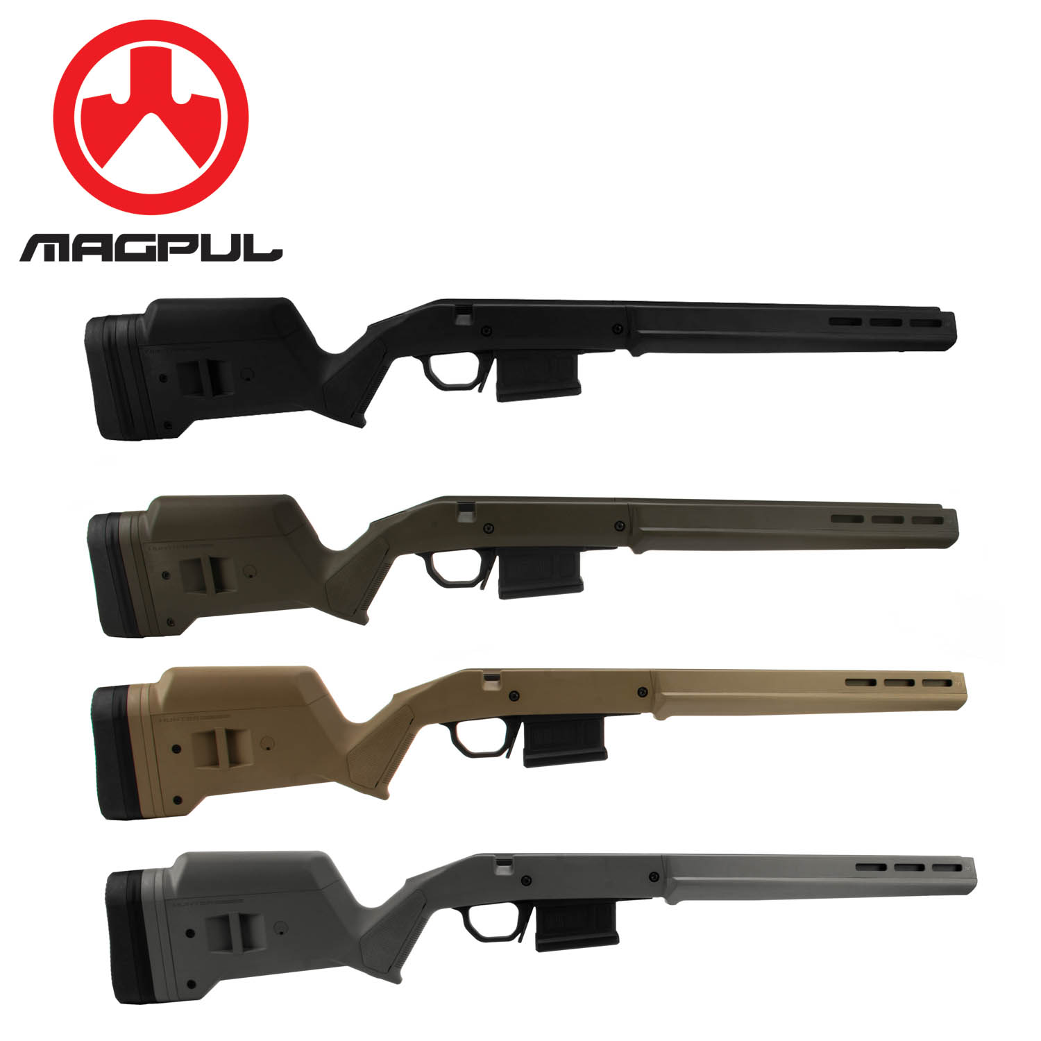 Ranch stock ruger replacement rifle All RUGER