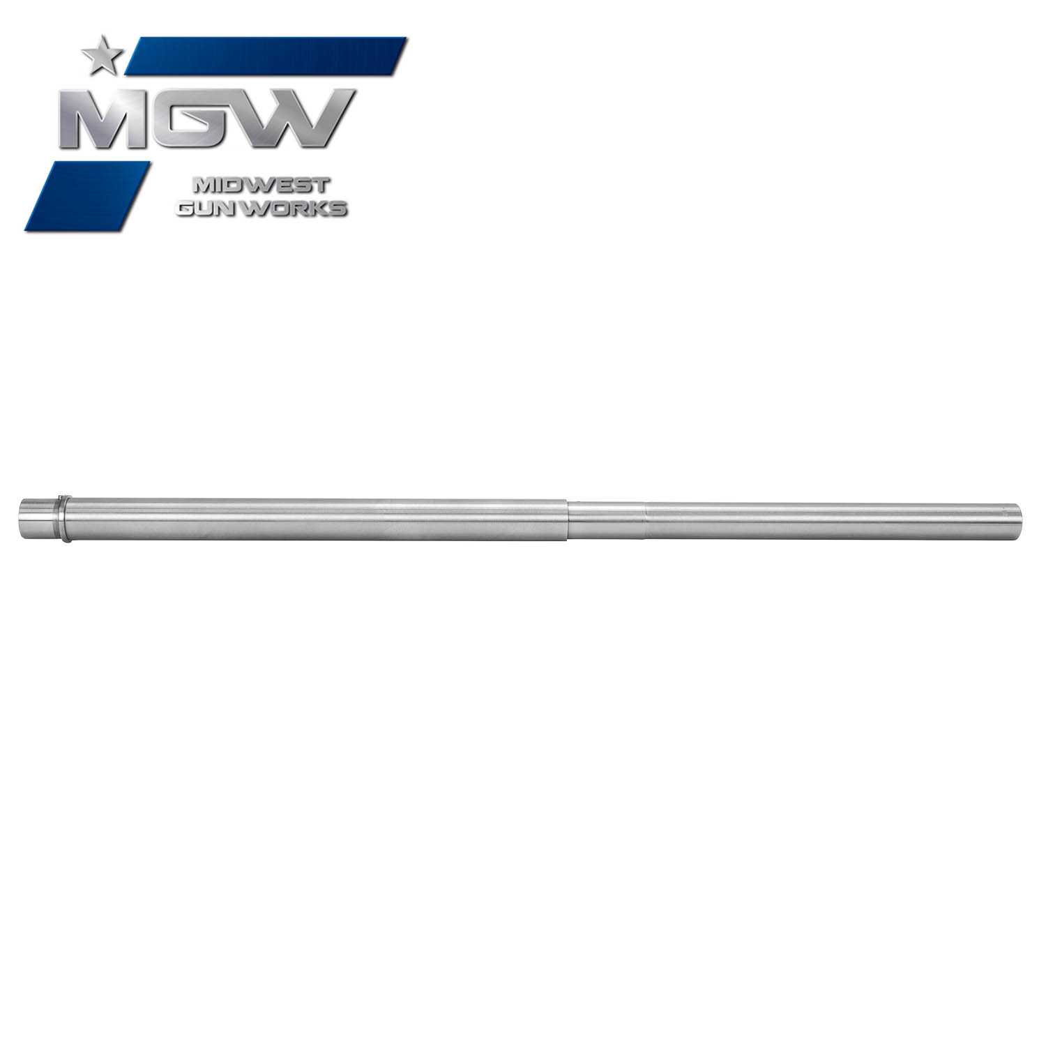 MGW AR-15 Stainless Steel Match Barrel,  204 Ruger: Midwest Gun Works