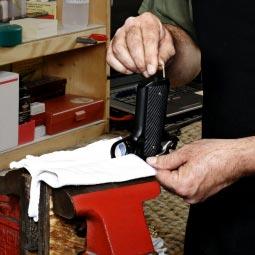 Pistol Gunsmithing Services