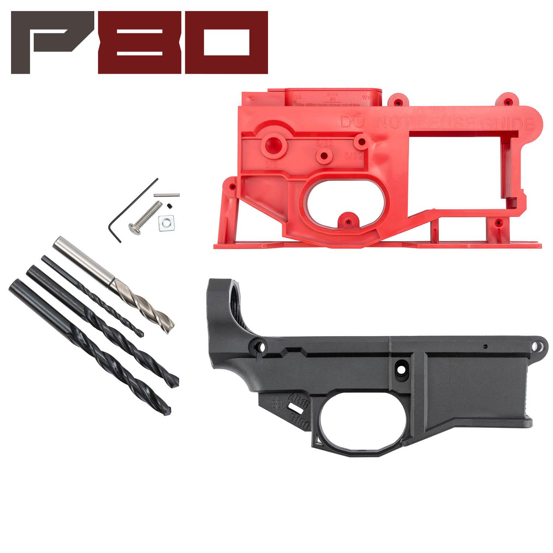 Polymer80 Phoenix Gen2 AR-15 80% Lower Kit: Midwest Gun Works