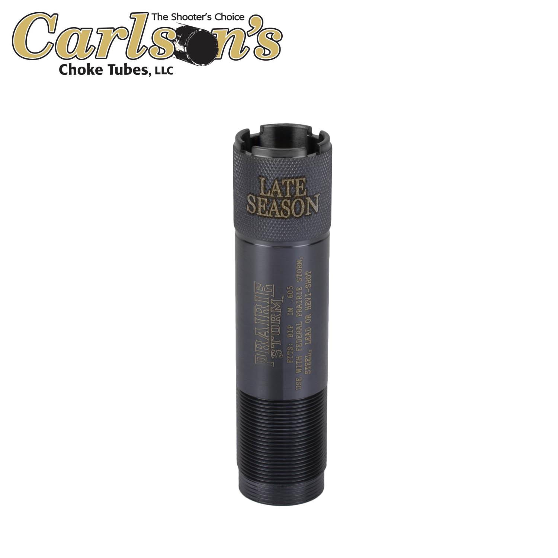 Carlson's Prairie Storm Choke Tube, 20ga  Browning / Winchester Invector  Plus: Midwest Gun Works