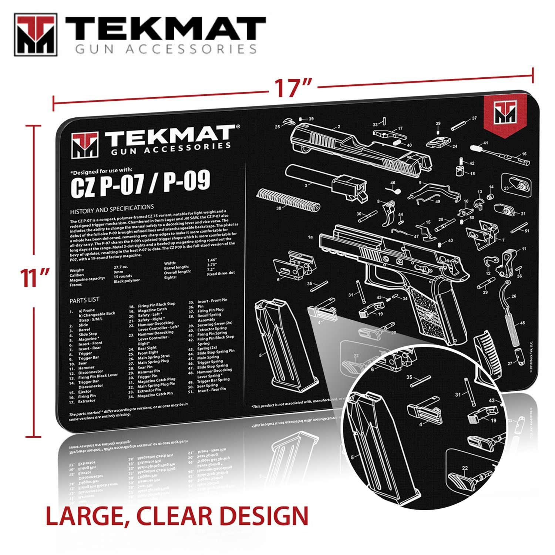 TekMat CZ P-07 / P-09 11