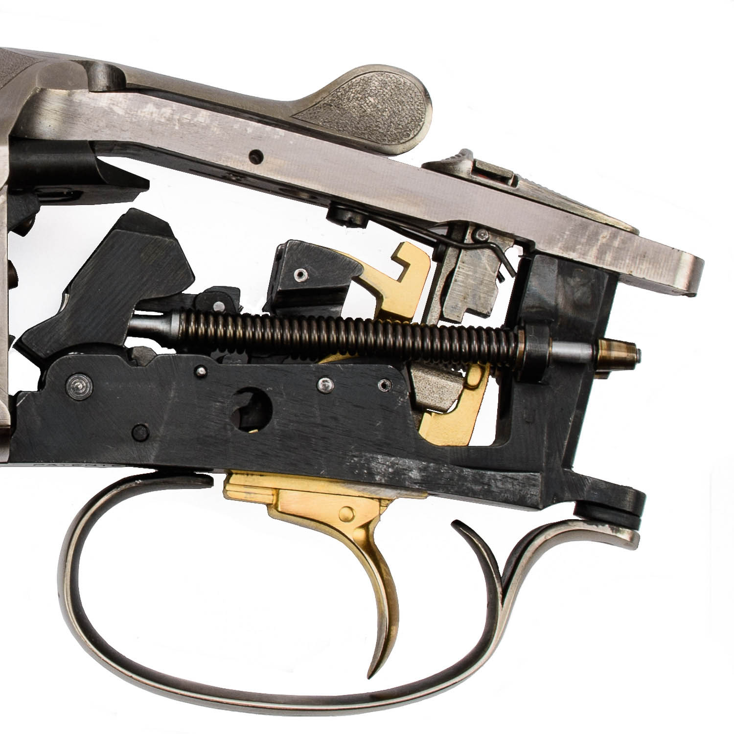 shotgun inertia to mechanical trigger conversion over under only mgw