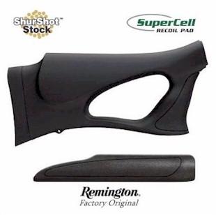 Remington Shur Shot installation de stock