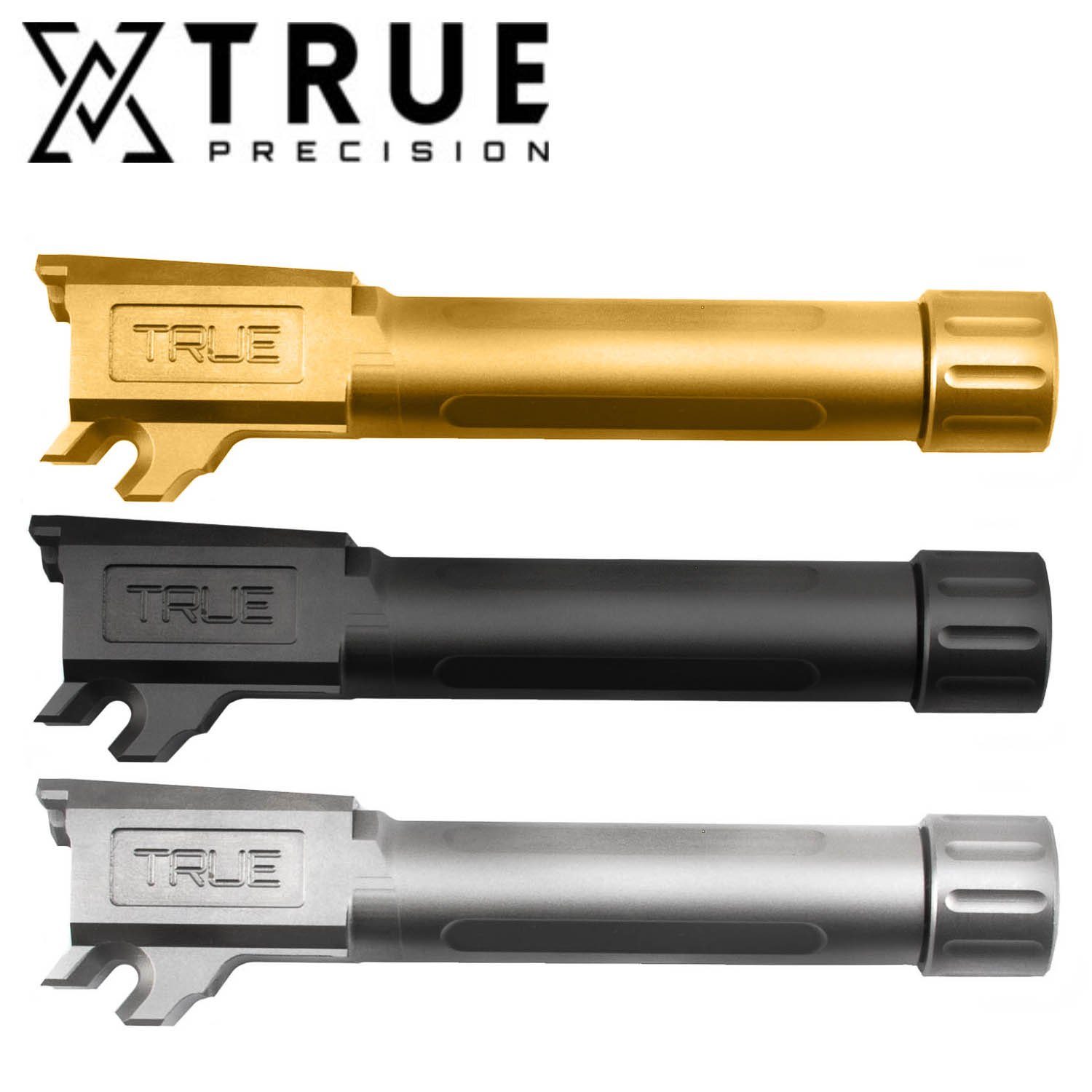 True Precision Sig P365 Threaded Barrel, 9mm: Midwest Gun Works
