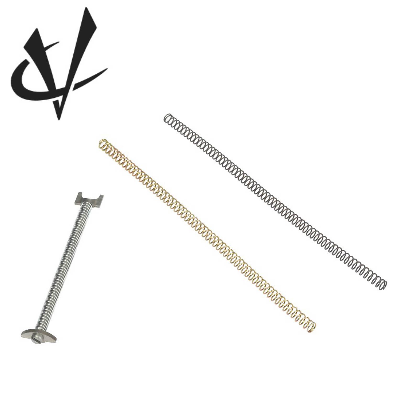 Volquartsen Recoil Rod and Spring Kit, Ruger MKI, MKII, MKIII, MK IV, &  22/45: Midwest Gun Works