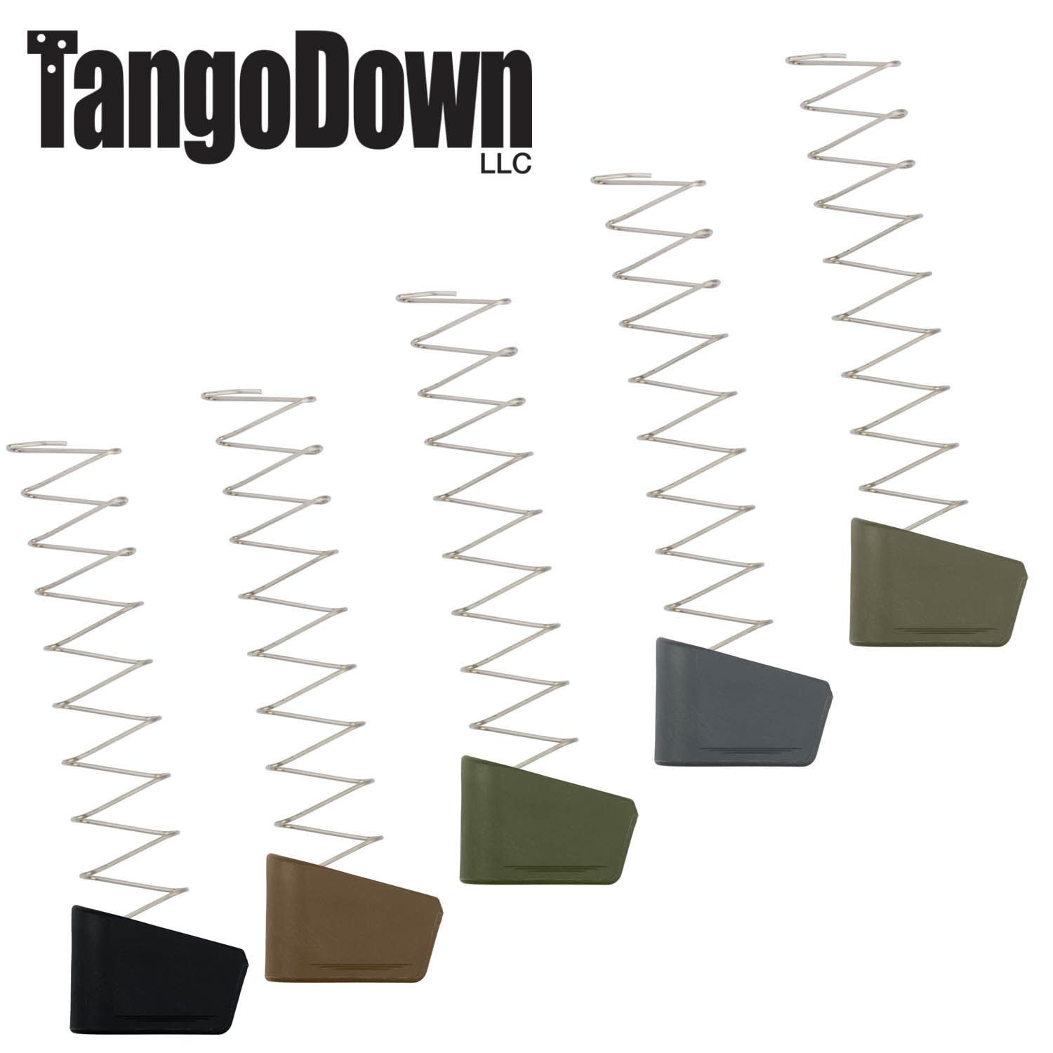 TangoDown Vickers Tactical Glock G43 Magazine Extension (+2): Midwest Gun  Works