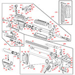[SCHEMATICS_49CH]  DPMS Parts | Dpms Schematics |  | Midwest Gun Works