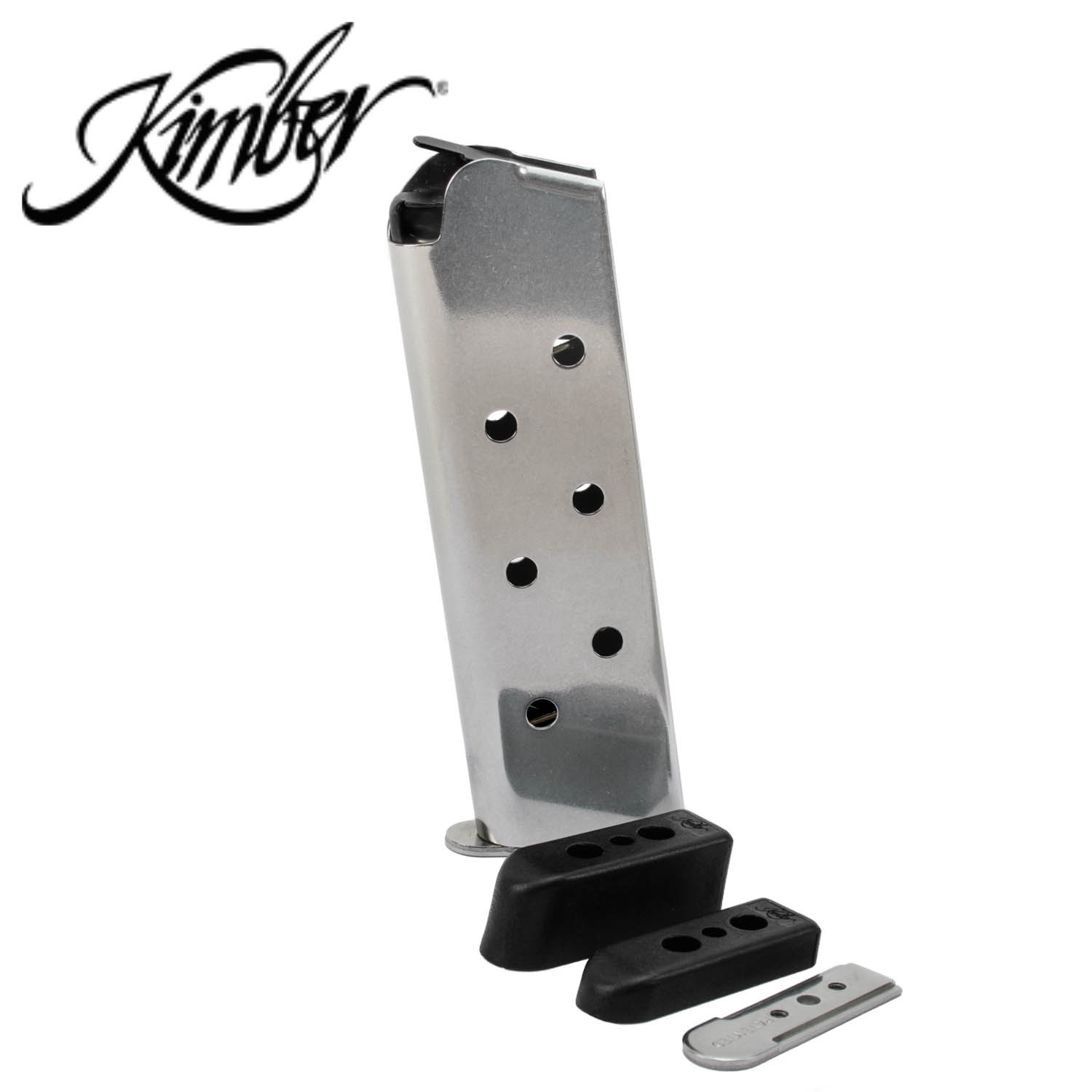 Kimber, KimPro Tac-Mag  45 ACP Full Size Stainless 8 Round Capacity:  Midwest Gun Works