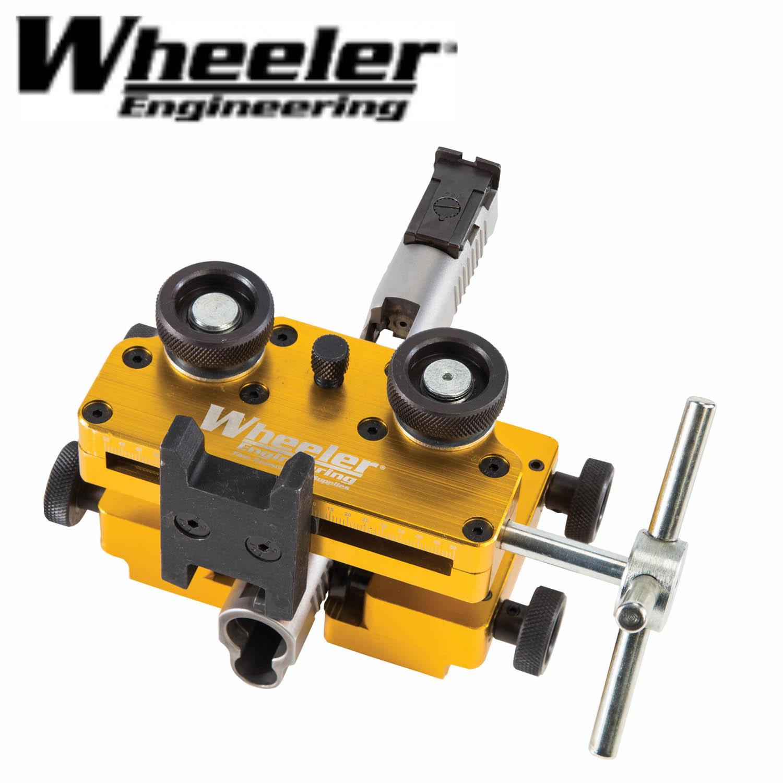 Wheeler Engineering Armorers Handgun Sight Tool Mgw