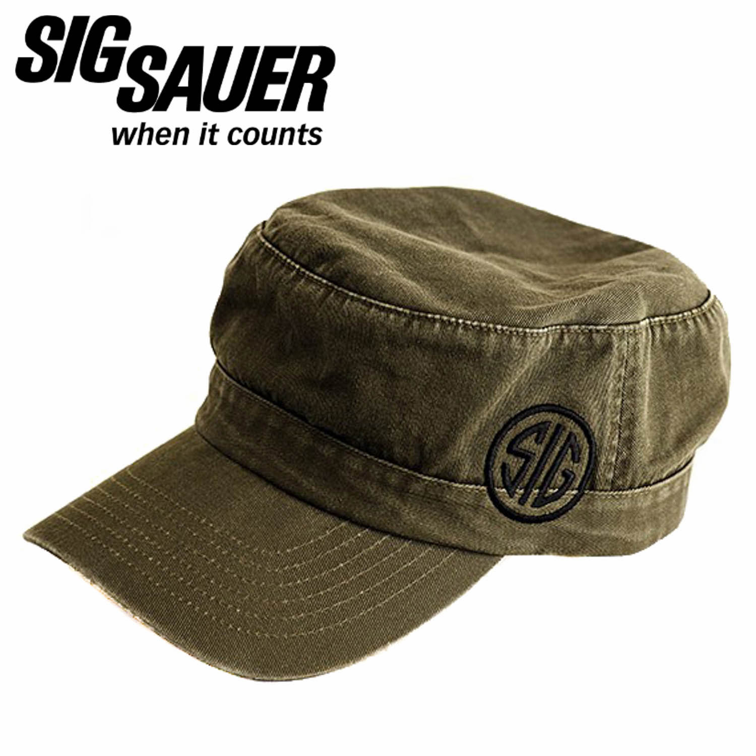 Sig Sauer Military Style Hat f93bf2eb2dc