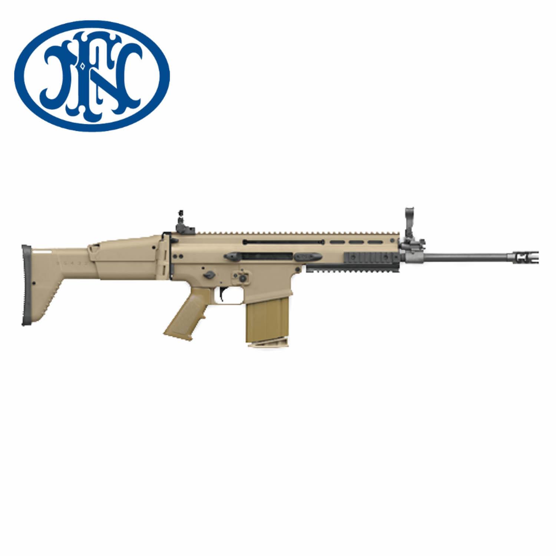 FN SCAR 17S 308 FDE 16-in 20-Rnd: Midwest Gun Works