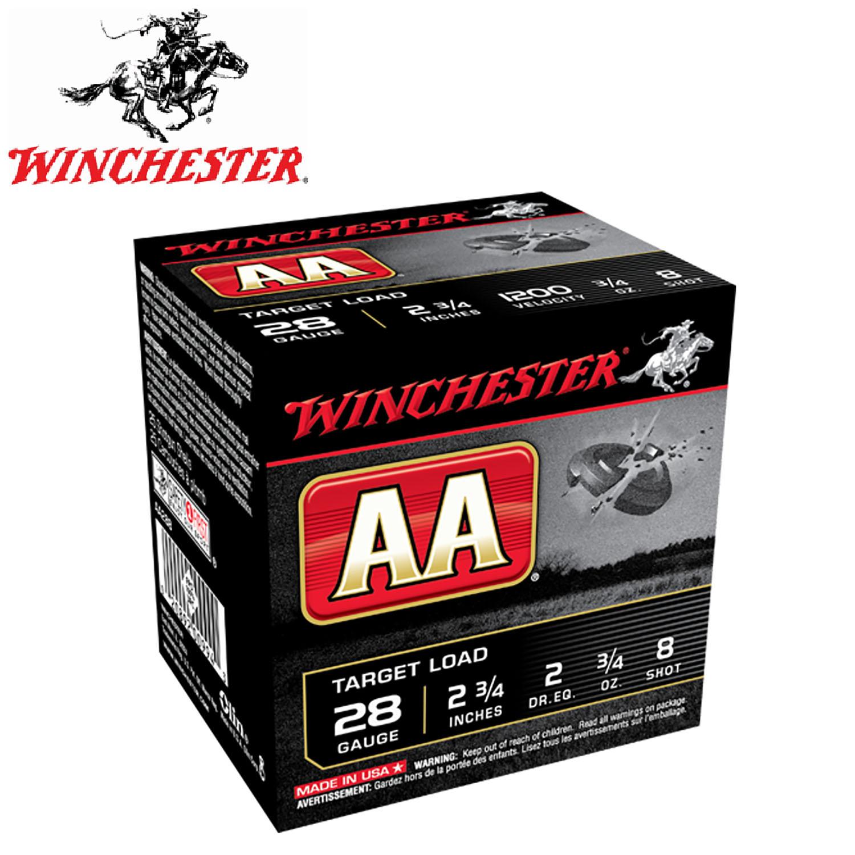 Winchester AA 28 Gauge 2-3/4