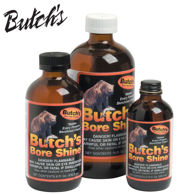 Butch/'S 02941 Bore Shine 16 Oz