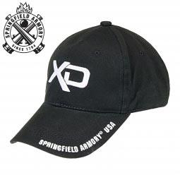 buy online e19d6 d233a Springfield Armory XD Cap, Black