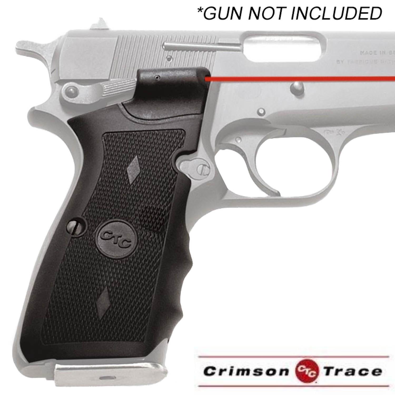 Browning Hi-Power Laser Grip: Midwest Gun Works