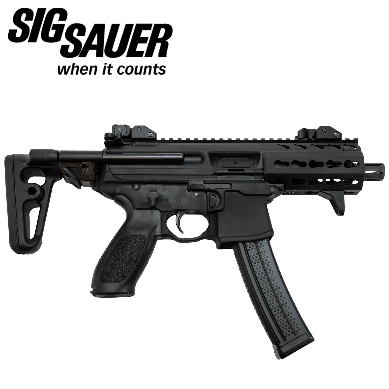 Sig Sauer MPX-K 9mm 4 5