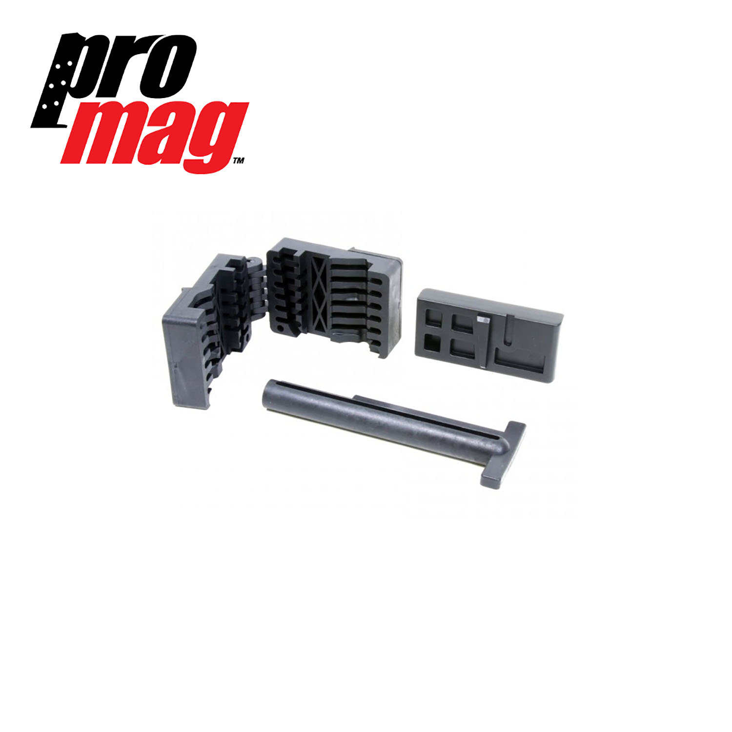 Promag AR-15 / M16 Upper And Lower Receiver Vise Block Set: Midwest Gun  Works