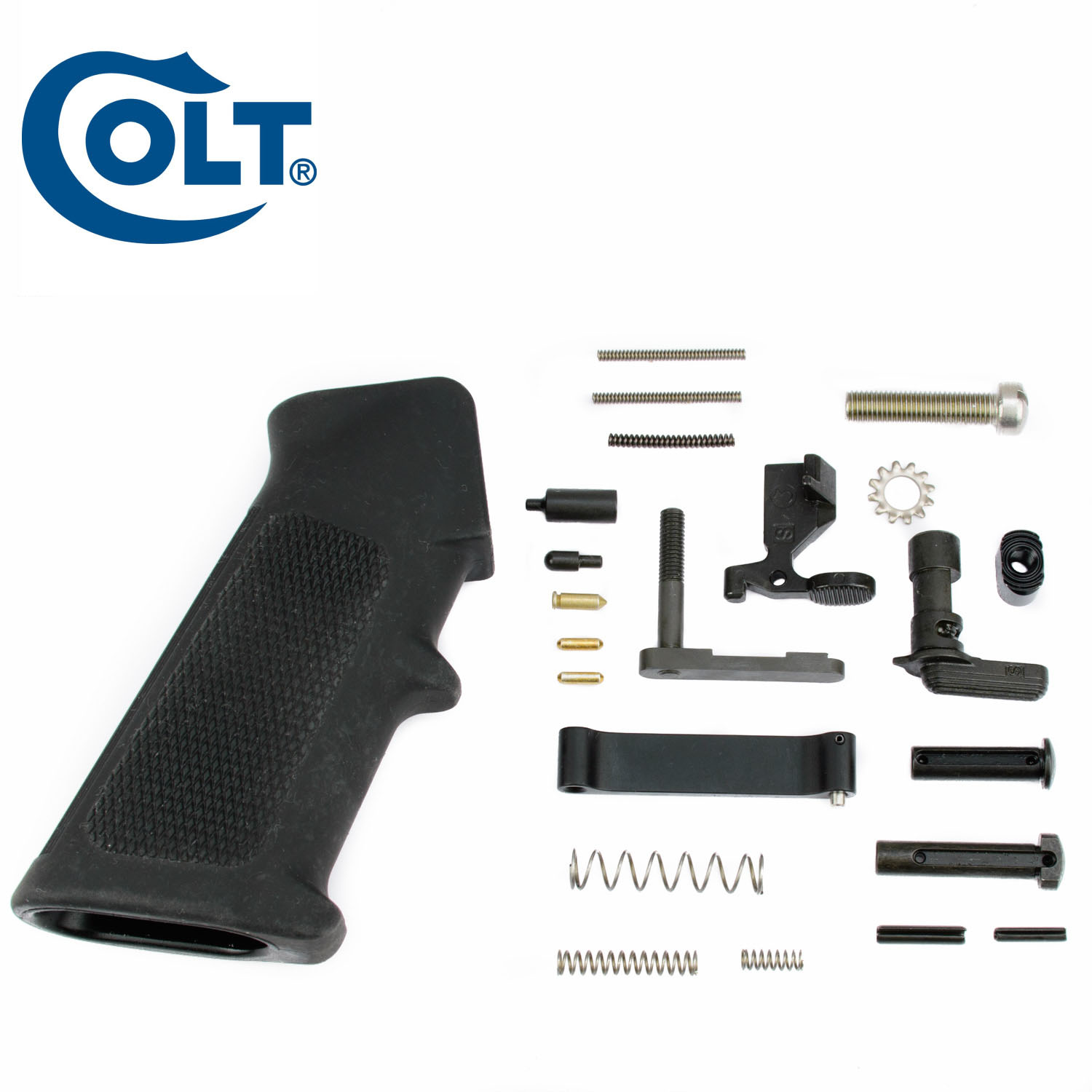 Colt Ar 15 Lower Receiver Parts Kit W O Fire Control Mgw Kimber 1911 Diagram Search
